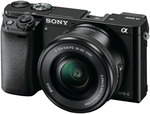 Sony A6000 Camera Body w/ 16-50mm Lens $590.40 (Free C&C or + Delivery) @ The Good Guys eBay