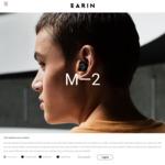 Earin M-2 Wireless Bluetooth Earbuds US $199.20 (~AU $278.94) @ Earin