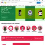 10% off Sitewide @ eBay (Min Spend $120, Max Discount $300)