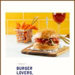 [VIC] Free House Burger @ L'Burger via Liven (New Users)