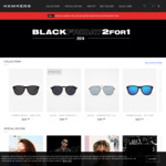 Hawkers Sunglasses 2 for 1 $39.95-$59.95 Early Black Friday Sale