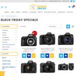 Mirrorless Camera Black Friday Sale: Sony A6000 Kit $788, Panasonic G7 Kit $888 + More @ Australian Camera Sales
