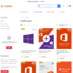 20% off Microsoft Office 2019 Pro $55.27 (AUD $78.36) | 15% off All Software License Keys @ Goodoffer24