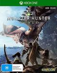 [XB1] Monster Hunter World -  $30 + Delivery (Free with Prime/ $49 Spend) @ Amazon AU