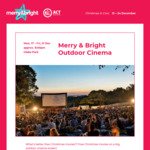 [ACT] Free Outdoor Movie Screening (Different Movie Each Night) @ Merry & Bright