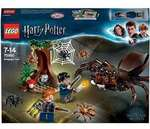 ½ Price LEGO Harry Potter/Fantastic Beasts: Aragog's Lair $11.50, Grindelwald´s Escape $20, Quidditch Match $25 @ Woolworths