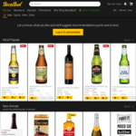 $25 off $100 Spend + Free Delivery @ Boozebud