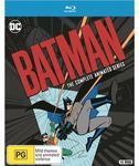 Batman: The Animated Series - Complete Boxset Blu-Ray $63.98 @ JB Hi-Fi