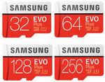 Samsung EVO Plus 32GB Micro SD Card $5.95 Delivered @ Volume Buy eBay