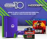 Win a Colorware Customised PS4 Pro Bundle Worth Over $600 or 1 of 2 KontrolFreek Prize Packs from HJDoogan