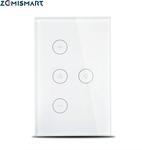 SAA Smart Wi-Fi Switch for Fan Light Compatible with Alexa Google Home Smart Life AU $41.60 (41% off) Shipped @ Zemismart