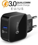 STONEGO QC 3.0 USB Wall Charger US Plug - US $2.19 (~AU $3.10) Delivered @ Joybuy