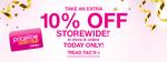 10% off Storewide @ Priceline
