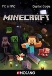 [PC] Minecraft: Java Edition Code AU$27.49 @ LVLGO