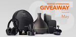 Win 1 of 8 Prizes from TaoTronics, VAVA, RAVPower, Anjou or Amazon Valued up to $209.99 from SunValley Group