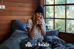 Free Coffee via Hey You app After Signing up to Koala Mattress Newsletter