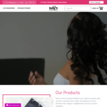 40% off Selected Hair Straighteners & Accessories $59.95 & Free Shipping @ Nav's Hair