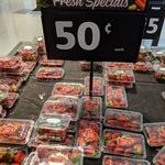 [VIC] Australian Strawberries $0.50 250g @ Coles Swan St Richmond