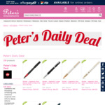 Parker Ingenuity 5th Pen $39 + Delivery (RRP $200) @ Peter's of Kensington