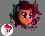 My Little Pony Pinkie Pie 3D Deco Light $3 @ Catch + Shipping