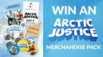 Win 1 of 5 Arctic Justice Family Pass & Merchandise Packs Worth $110 from Seven Network