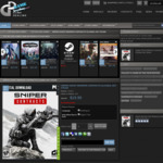 [PC] Sniper Ghost Warrior Contracts Steam Global Key US $17.99 (~AU $25), Windows 10 Home US $15.99 (~AU $22.39) @GameDealing