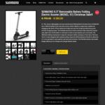 SUNMONO 8.5″ Removeable Battery Folding Electric Scooter S1 $580 Free Metro Shipping @ Sunmono