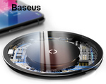Baseus 10W Qi Wireless Charger Quick Charging Pad AU $17.98 (Was AU $36) Delivered @ eSkybird