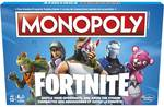 ½ Price Board Games - Monopoly Fortnite   Hasbro Cranium   Trivial Pursuit 2000s $12.50 Each @ Woolworths