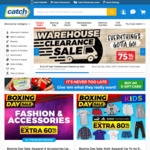10% off Almost Sitewide on Catch (for Existing Club Catch Members)