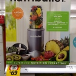 Nutribullet 600W $69 (Was $119) @ Coles