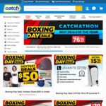 $10 off $40 Spend @ Catch for Downloading App