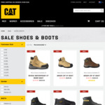 CAT Boots $59.99 (Were $159.99-$219.99) @ CAT Workwear (In Store/+Shipping)