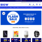 "iPhone XR $999 | Google Home $79 | iPad 7th Gen 10.2"" 32GB $469 C&C @ Big W (Online Only)"