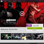 [PC] DRM-free - Wolfenstein The New Order + Wolfenstein Old Blood - $13.49 AUD - GOG