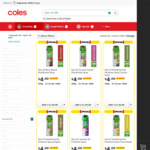½ Price Glen 20 300g (6 Varieties) $4 @ Coles