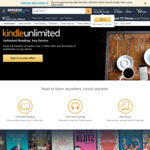 Free - 2 Months Kindle Unlimited (New / Expired Subscribers Only) @ Amazon AU