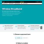 Optus 500GB 4G Wireless Broadband $68/Month