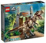 LEGO Jurassic World Jurassic Park T-Rex Rampage (75936) $299 Delivered @ Target