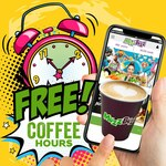 [WA] Free Tall Coffee between 12pm-1pm AWST 20/04/2020 @ Muzz Buzz