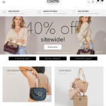40% off Site-Wide + A Further 10% Off (With Code) @ Colette Hayman