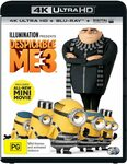 4K Kids Movies (eg. Despicable Me 3-$11.40, TMNT-$11.70) + Shipping ($0 with Prime or $39 Spend) @ Amazon Au