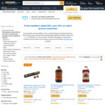 [Prime] Spend $50, Save 20% on Select Grocery Essentials @ Amazon AU