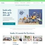 Koala Mattress - up to 25% off for EOFY