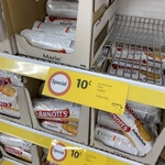 [QLD] Arnotts Biscuits Marie 250gms - $0.10, Custard Creams $0.20, Vanilla Wafers $0.20 @ Coles West End