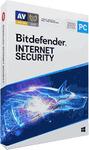 Bitdefender Internet Security 2020 - Upto 3 Windows PCs 1 Year - US$15.95 (~A$23.20) @ Dealarious