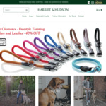 40% off Line Clearance on Freestyle Training Collars & Leashes (Free Shipping in Australia) @ Harriet & Hudson
