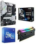 Intel i7-10700K + ASUS Z490-A + Corsair Vengeance RGB Pro 16GB 3200MHz RAM $1150 Delivered @ PCByte