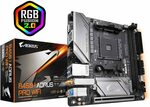 Gigabyte B450 I Aorus Pro Wi-Fi Motherboard $175.40 + $18.74 Delivery @ Amazon UK via AU