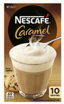 ½ Price Nescafe Sachets (10 Pack) and Nescafe Gold (6 or 8 Pack) $3.15, Dr.Oetker Panini Tomato & Cheese $2.50 @ Coles